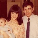 Baby Tony, Janet & Andreas Athanasiou