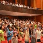 Outreach event in Kathmandu, Nepal